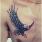 Eagle Tattoos 9 150x150 - 100's of Eagle Tattoo Design Ideas Picture Gallery