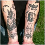 Egyption Tattoos 12 150x150 - 100's of Egyption Tattoo Design Ideas Picture Gallery