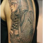 Egyption Tattoos 14 150x150 - 100's of Egyption Tattoo Design Ideas Picture Gallery
