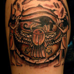 Egyption Tattoos 7 150x150 - 100's of Egyption Tattoo Design Ideas Picture Gallery