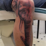 Elbow Tattoos 103 150x150 - 100's of Knee Tattoo Design Ideas Picture Gallery