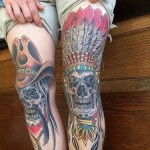 Elbow Tattoos 133 150x150 - 100's of Knee Tattoo Design Ideas Picture Gallery
