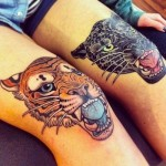 Elbow Tattoos 143 150x150 - 100's of Knee Tattoo Design Ideas Picture Gallery