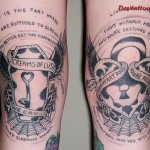 Knee Tattos