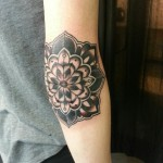 Elbow Tattoos 17 150x150 - 100's of Elbow Tattoo Design Ideas Picture Gallery