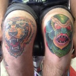 Elbow Tattoos 52 150x150 - 100's of Knee Tattoo Design Ideas Picture Gallery