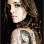 Eliza Dushku Tattoos (5)