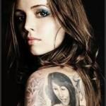 Eliza Dushku Tattoos (5)