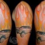 Eliza Dushku Tattoos 9 150x150 - 100's of Eliza Dushku Tattoo Design Ideas Picture Gallery