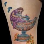 Evan Rachel Wood Tattoos 2 150x150 - 100's of Evan Rachel Wood Tattoo Design Ideas Picture Gallery