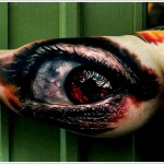 Eye Tattoos 10 150x150 - 100's of Eye Tattoo Design Ideas Picture Gallery