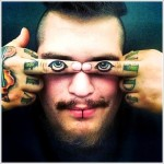 Eye Tattoos 11 150x150 - 100's of Eye Tattoo Design Ideas Picture Gallery