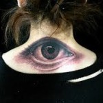 Eye Tattoos 14 150x150 - 100's of Eye Tattoo Design Ideas Picture Gallery