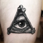 Eye Tattoos 2 150x150 - 100's of Eye Tattoo Design Ideas Picture Gallery