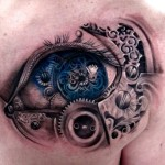 Eye Tattoos 8 150x150 - 100's of Eye Tattoo Design Ideas Picture Gallery