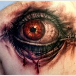 Eye Tattoos 9 150x150 - 100's of Eye Tattoo Design Ideas Picture Gallery