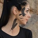 Face Tattoos (2)