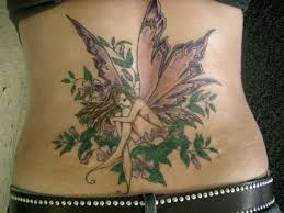 100's of Fairy Tattoo Design Ideas Picture Gallery