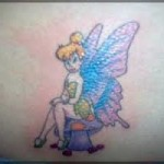 Fairy Tattoos 2 150x150 - 100's of Fairy Tattoo Design Ideas Picture Gallery