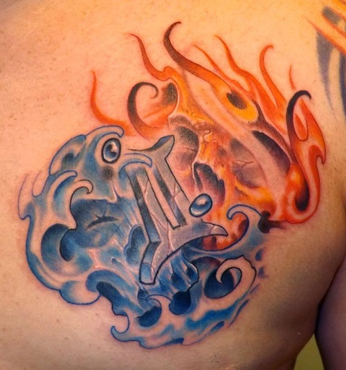100's of Fire Tattoo Design Ideas Picture Gallery
