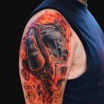 Fire Tattoos (12)