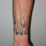 Fire Tattoos 2 150x150 - 100's of Fire Tattoo Design Ideas Picture Gallery