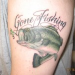Fish Tattoos 5 150x150 - 100's of Fish Tattoo Design Ideas Picture Gallery