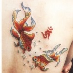 Fish Tattoos 9 150x150 - 100's of Fish Tattoo Design Ideas Picture Gallery