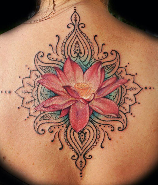100's of Flower Tattoo Design Ideas Picture Gallery