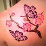 Flower Tattoos 3 150x150 - 100's of Flower Tattoo Design Ideas Picture Gallery