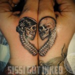 Hand Tattoos 3 150x150 - 100's of Hand Tattoo Design Ideas Picture Gallery