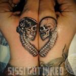 Hand Tattoos (3)
