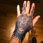 Hand Tattoos 7 150x150 - 100's of Hand Tattoo Design Ideas Picture Gallery