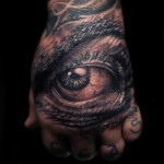 Hand Tattoos 8 150x150 - 100's of Hand Tattoo Design Ideas Picture Gallery