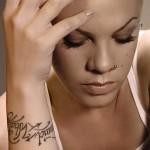 Heidi Klum Tattoos (10)