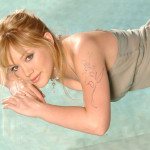 Hilary Duff Tattoos (2)