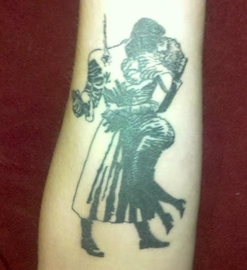 image jaime king tattoo - photo #28