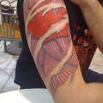 Jeremy Shockey Tattoos 2 150x150 - 100's of Jeremy Shockey Tattoo Design Ideas Picture Gallery