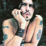 Johnny Depp Tattoos 1 150x150 - 100's of Johnny Depp Tattoo Design Ideas Picture Gallery