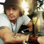 Johnny Depp Tattoos 13 150x150 - 100's of Johnny Depp Tattoo Design Ideas Picture Gallery