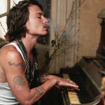 Johnny Depp Tattoos 3 150x150 - 100's of Johnny Depp Tattoo Design Ideas Picture Gallery