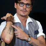 Johnny Depp Tattoos 6 150x150 - 100's of Johnny Depp Tattoo Design Ideas Picture Gallery