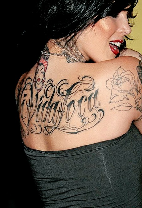 100's of Kat Von D Tattoo Design Ideas Picture Gallery