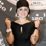 Kelly Osbourne Tattoos 14 150x150 - 100's of Kelly Osbourne Tattoo Design Ideas Picture Gallery