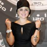 Kelly Osbourne Tattoos 14 150x150 - 100's of Kelly Osbourne Tattoo Design Ideas Picture Gallery