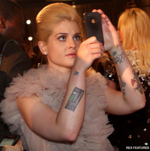 Kelly Osbourne Tattoos (7)