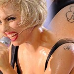 Lady Gaga Tattoos 14 150x150 - 100's of Lady Gaga Tattoo Design Ideas Picture Gallery