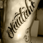 Lettering Tattoos 14 150x150 - 100's of Lettering Tattoo Design Ideas Picture Gallery