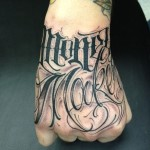Lettering Tattoos 4 150x150 - 100's of Lettering Tattoo Design Ideas Picture Gallery