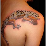 Lizard Tattoos 12 150x150 - 100's of Lizard Tattoo Design Ideas Picture Gallery